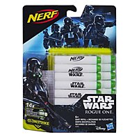 NERF - Star Wars Rogue One Glow-in-the-Dark 14er Darts Refill Pack