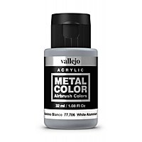 Vallejo - Metal Color 701 Aluminium 32 ml