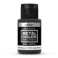 Vallejo - Metal Color 720 Gunmetal Grey 32 ml