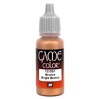 Vallejo - Metallic Color - 057 Bright Bronze (17ml)