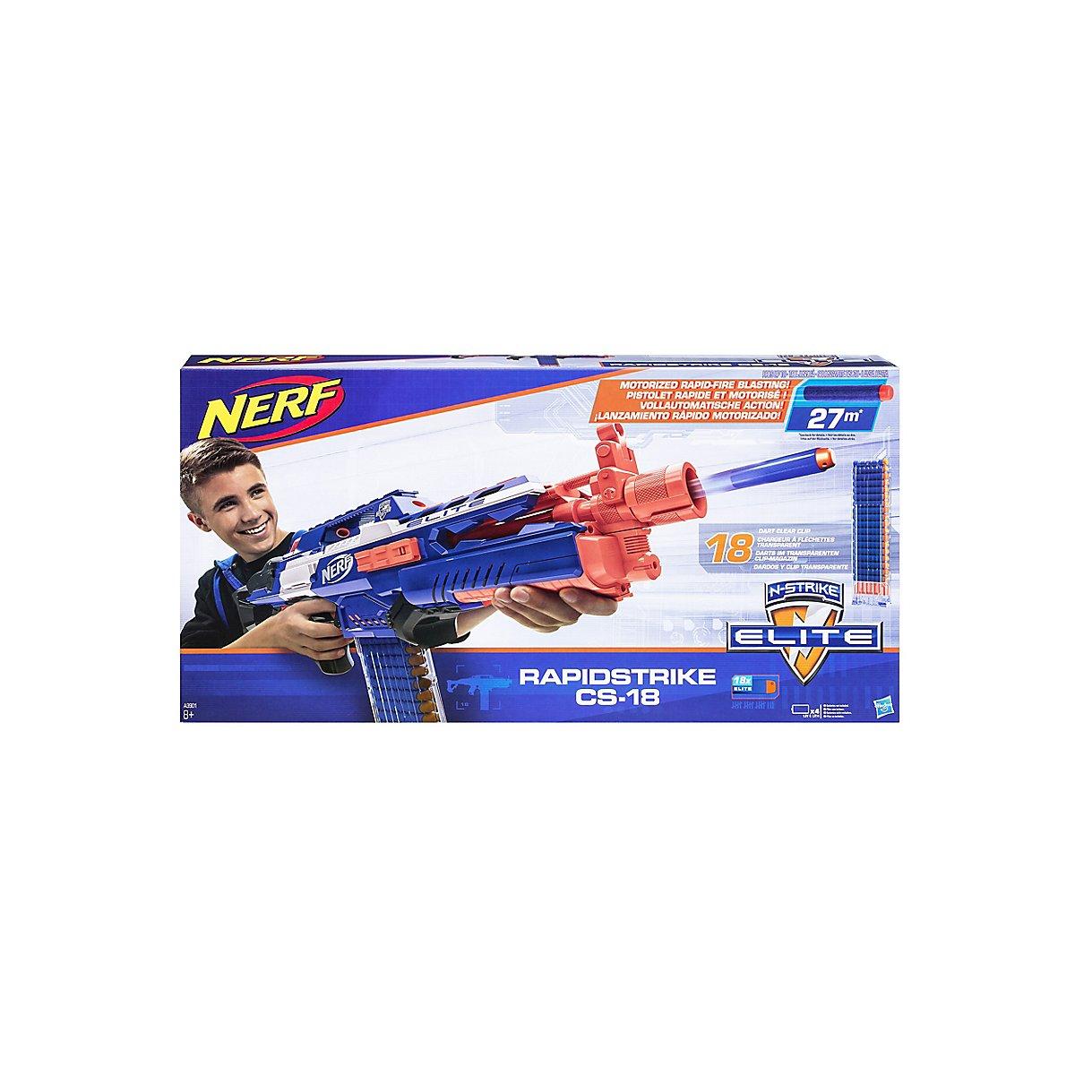 Nerf N Strike Elite Rapidstrike Blasterparts Com
