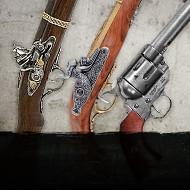 Zu unseren Larp-Pistolen & Dekowaffen