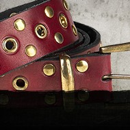 show only belts