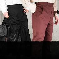 Zu unseren Hosen & Röcken