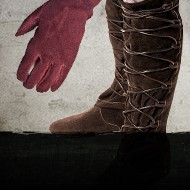 Accéder à la page des chaussures et gants