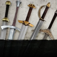 All swords, sabres & blades