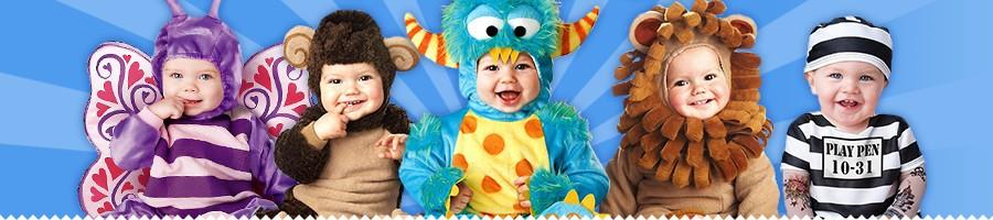 Babykostüme: Kleinkinderkostüme für Fasching, Halloween & Fotoshootings