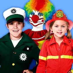 Berufe-, Sport-, & Fun-Kostüme für Kinder