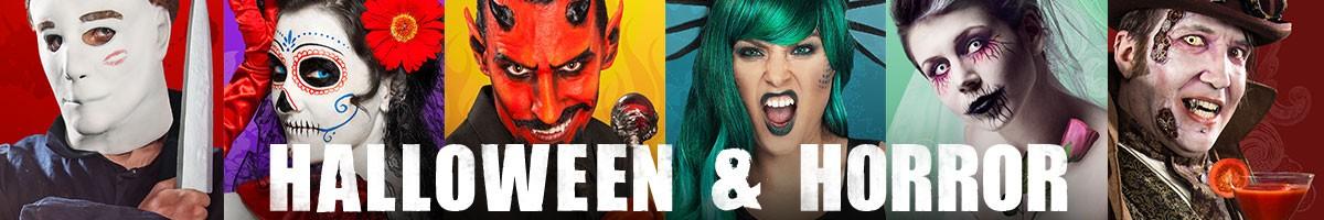 Halloween Shop, Halloween Kostüme, Halloween Masken, Halloween Make-up, Halloween Deko, Halloween Kostümzubehör, Halloween Fashion