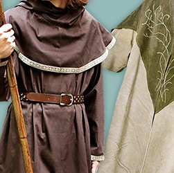 Medieval & Historical Tunics