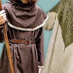Mittelalterliche & Historische Tuniken & Tunikas
