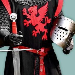 Mittelalterliche & Historische Waffenröcke & Wappenröcke