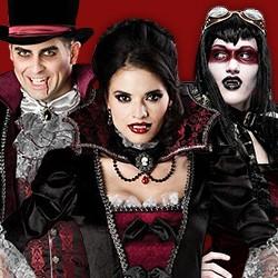 Vampir kostüme für Damen, Vampir kostüme für Herren, Vampir kostüme für Kinder,