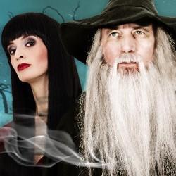 Witch Wigs & Wizard Beards