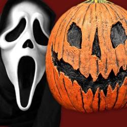 Horror- & Halloween-Masken