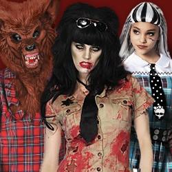 Halloween Kostüme, Halloweenkostüme & Halloween Verkleidungen