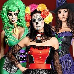 Sexy Halloween Kostüme