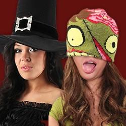 Halloween Hüte & Mützen