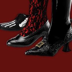Halloween Schuhe