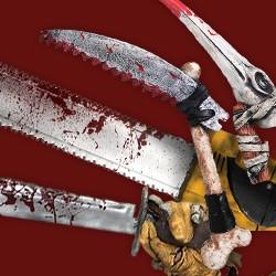 Halloween Waffen