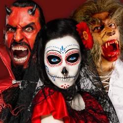 Halloween Schminke, Horror Make-up & SFX