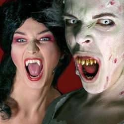 Halloween Zähne, Horror Zähne