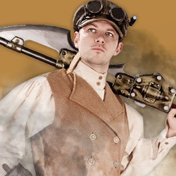 Steampunk Arms