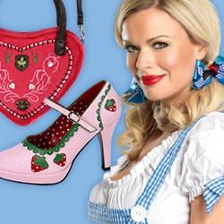 Wiesn Zubehör: Oktoberfest Accessoires, Trachtenhüte & Schmuck