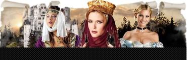 Queen & Princess Costumes
