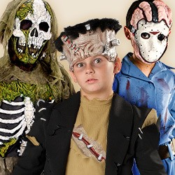 Zombie Kinderkostüme