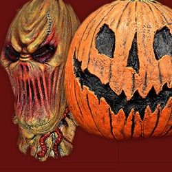 Halloweenmasken