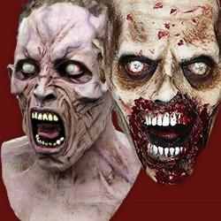 Zombiemasken – Masken von Zombies, Skeletten & Untoten