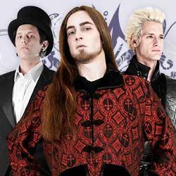 Gothic Kleidung für Herren