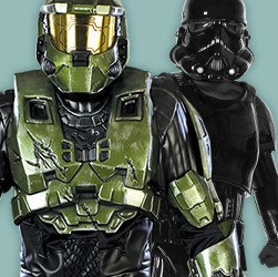 Star Wars armor and armor for fantasy & adventure guarantee an unlimited amount of adventure. Buy conveniently online – quick delivery, in-house service hotline!