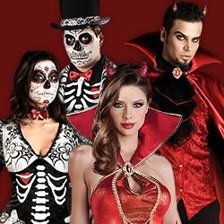 Gruppenkostume Paarkostume Familienkostume Fur Halloween