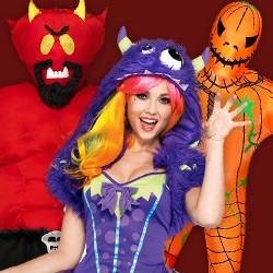 Lustige Halloween Kostüme