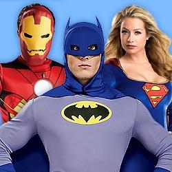 Superhelden Kostüme: 100+ Superheldenkostüme versandkostenfrei kaufen