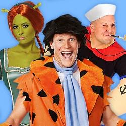 Comic Kostüme: 100+ Cartoon Kostüme versandkostenfrei online kaufen