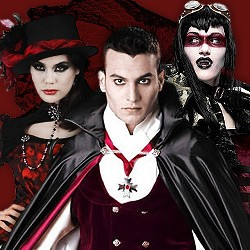 Vampir Kostüme, Halloween Vampir Kostüme, edle vampir Kostüme, sexy vampir kostüm, gothic vampir Kostüme, barock vampir kostüme, Vampir kostüme Damen, Vampir Kostüme Herren, Dracula Kostüm