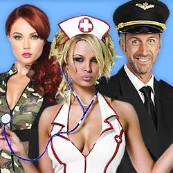 Berufe Kostüme, Beruf Kostüm, Krankenschwester Kostüm, Arzt Kostüm, Polizei Kostüm