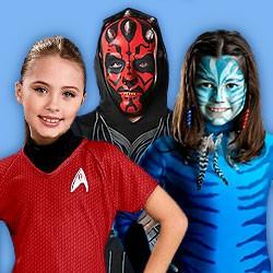 SciFi- & Star-Wars-Kinderkostüme
