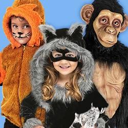 Kinderkostüme und Tierkostüme für Kinder