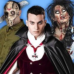 Halloween & Horror: Gruselige Kostüme für Halloween, Horror & Monster