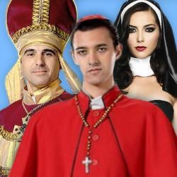Religiöse Kostüme: Papst Kostüme, Nonnenkostüme, Mönchkostüme
