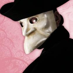 Original Venetian Carnival Masks - Bauta