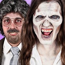 Lustige, Schiefe, Falsche Zähne & Gebisse, Billy Bob Teeth, Vampirzähne
