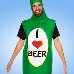 Lebensmittel Kostüme: Bier, Banane, Fast Food, Obst, Gemüse und mehr