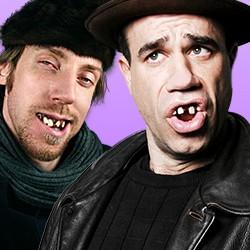 Lustige, Schiefe, Falsche Zähne & Gebisse, Billy Bob Teeth