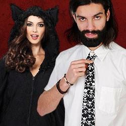 Halloween Fashion, Halloween wird Fashion, Halloween Kravatten kaufen, Halloween Anzug, Halloween T-Shirts, Halloween Mode shop