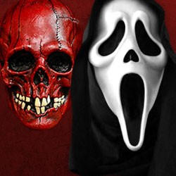Horror & Halloween Masks